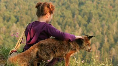 Natuurpunt vertoont familiefilm 'Het vosje en het meisje'