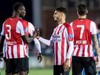 Bekerduel PSV bij FC Volendam op donderdag 26 oktober