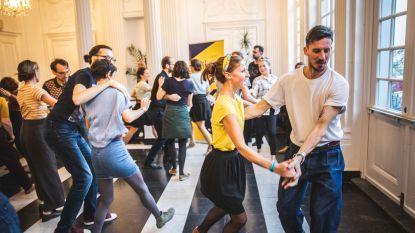 Madonna opent dansvloer voor Thé Dansant