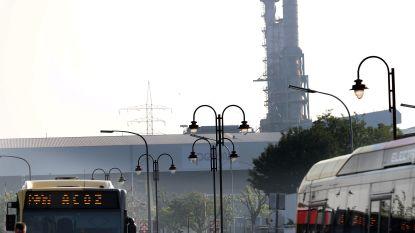 Explosie in staalfabriek in Châtelineau