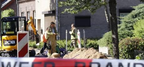 Bewoners Bergstraat zonder gas door graafwerk voor aanleg glasvezel