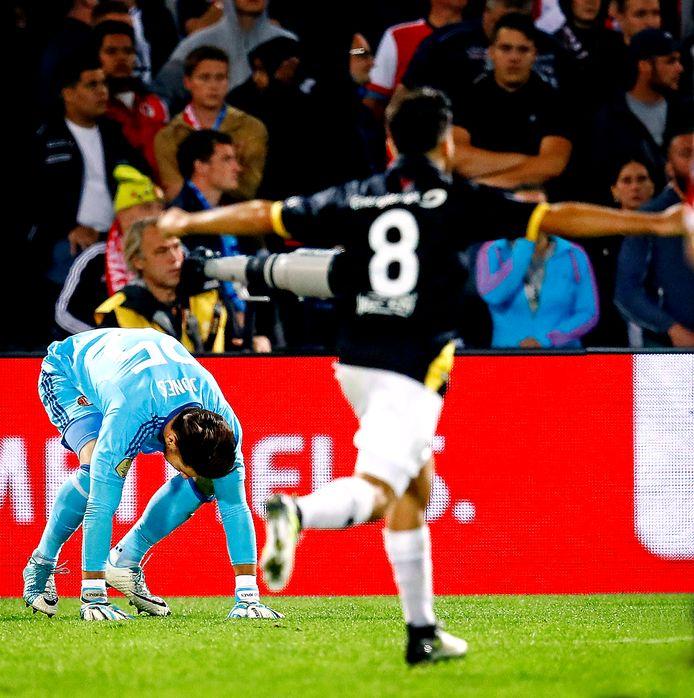 Tweëenhalf  jaar geleden wist NAC voor de competitie in de Kuip te winnen van Feyenoord.