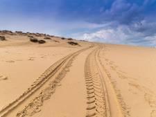 Vaker boetes voor illegaal duinverkeer