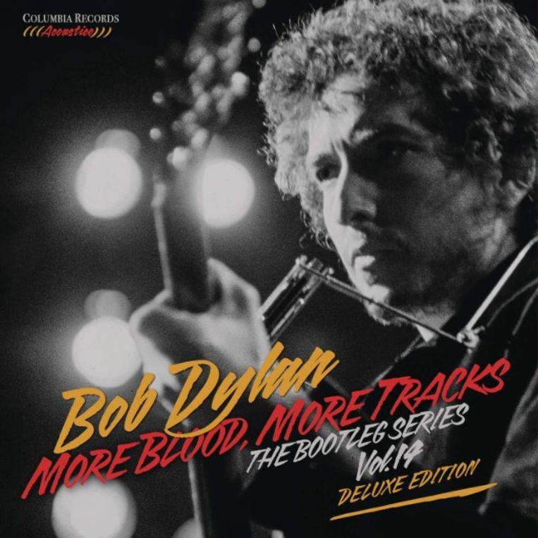 Albumcover van de nieuwe plaat van Bob Bylan Beeld Columbia Records