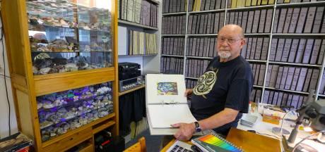 Na een halve eeuw verzamelen vindt Jan van Daal uit Eindhoven zijn hobby nog steeds boeiend