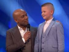 Guitige Pietje het 'bühnebeest' plaatst zich met gemak voor finale Holland's Got Talent