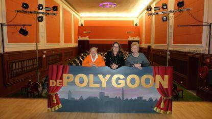 """Nieuw leven voor zaal De Polygoon: """"Dit kan een bruisend cultureel centrum worden"""""""