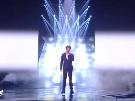 L'audacieuse reprise de La Marseillaise par Sidoine, candidat à The Voice