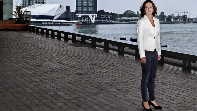 Officier van justitie Gerdine Dankers blikt terug op aanpak jeugdbende Banne. Beeld Rogier van t Slot