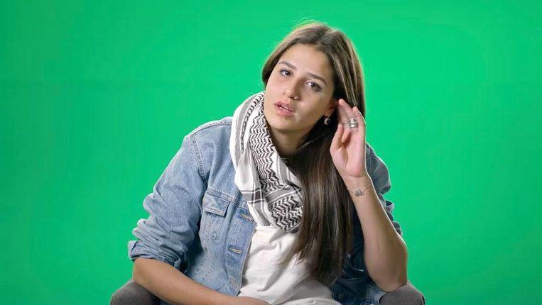 'Love Story' van Candize Breitz, verhalen van vluchtelingen. Beeld null