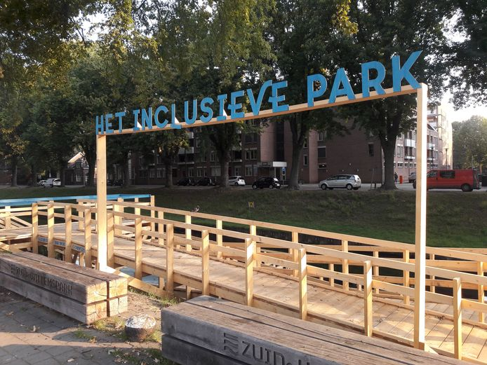 Het Inclusieve Park.