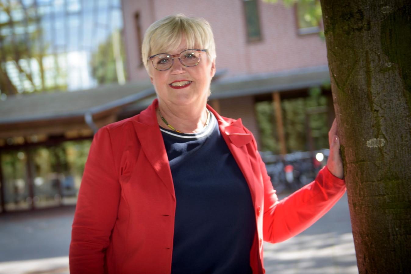 Jetty Eugster, de huidige waarnemend burgemeester van Reusel-De Mierden.