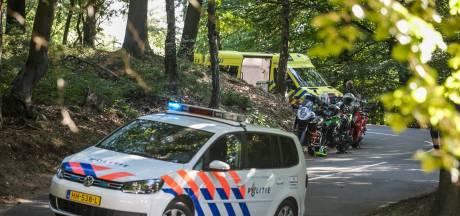 Motorrijder ernstig gewond door ongeluk in Velp
