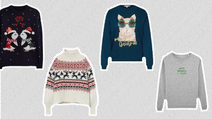 Ugly Christmas Sweater Day: de allerbeste én slechtste kersttruien