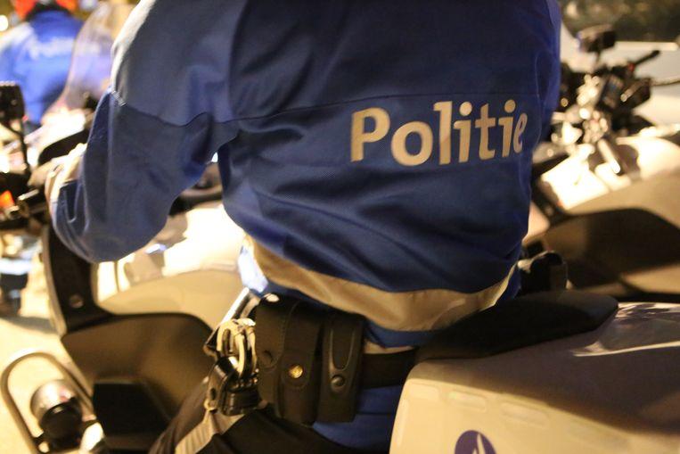 De inbrekers namen noodgedwongen de vlucht toen het alarm in werking trad