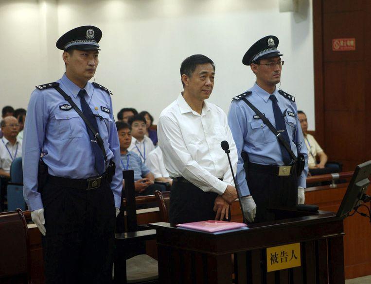 Bo Xilai. Beeld ap