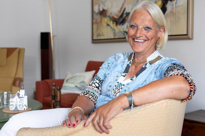 """Liebeth Blomjous uit Vught vertrok na 37 jaar als consultatie- en jeugdarts. ,,Ouders realiseren vaak niet waar ze mee bezig zijn."""""""
