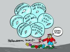 Koopzondagen en kloof tussen burger en politiek thema's bij debat in Nijverdal