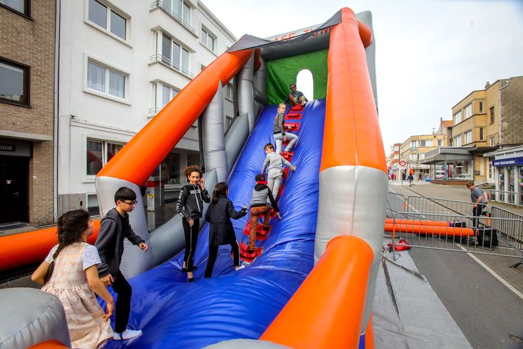 Koksijde kids is een speelparadijs voor kleuters, kinderen en tieners