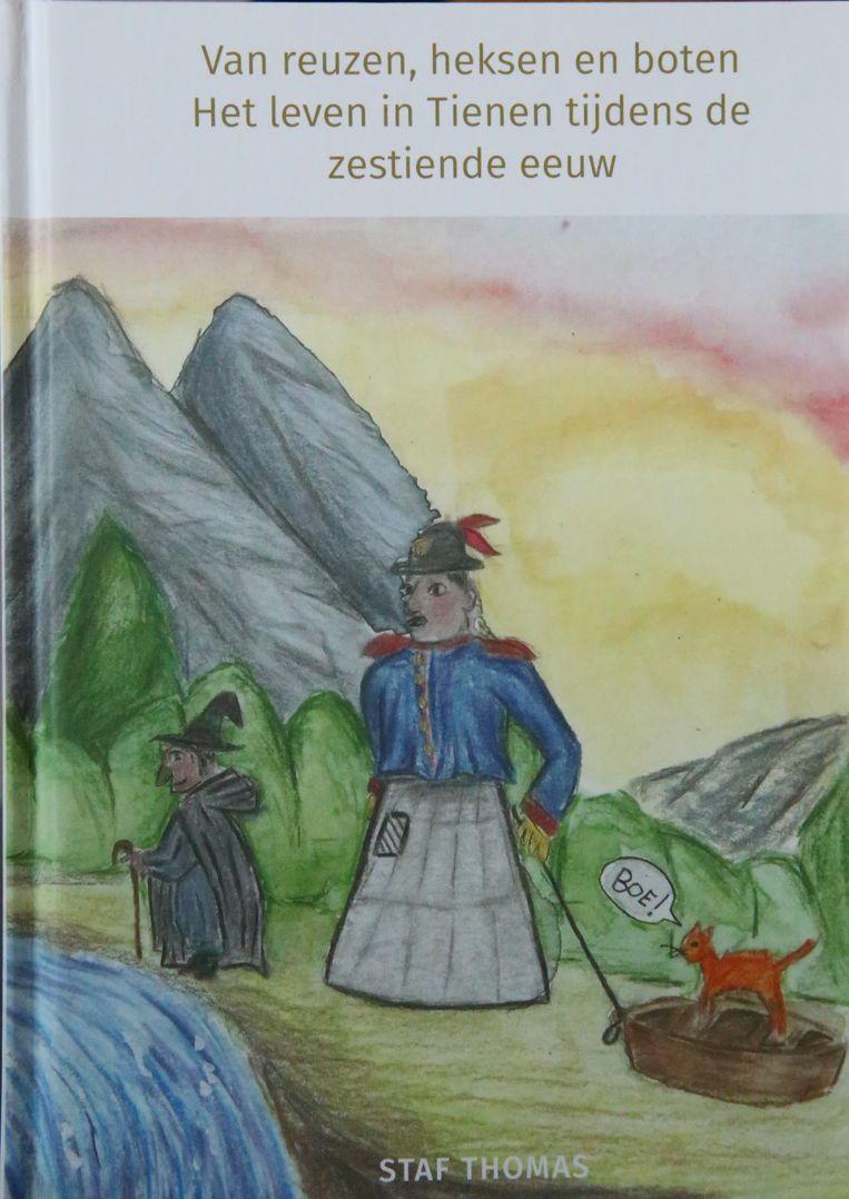 Het boek van Staf Thomas
