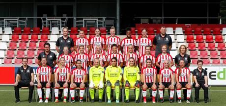 Wederom gelijkspel PSV Vrouwen