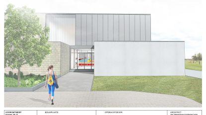 Eerste bouwproject fusiegemeente Lievegem: zo ziet nieuwe turnhal eruit
