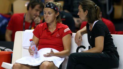 Driekwart van Fed Cup-team wilde niet verder met Monami, Van Herck is gedroomde opvolger
