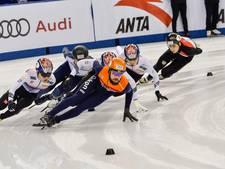 Aflossingsploegen vrijwel zeker van Olympische Spelen