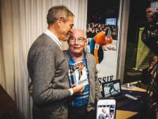 Puttershoeks schaatsicoon Kees Verkerk (76) steelt de show