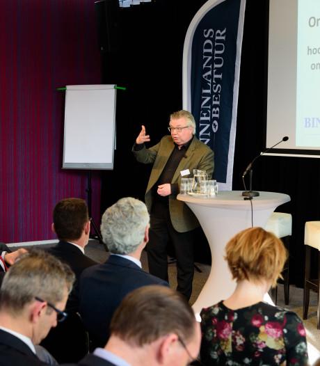 Tilburger Pieter Tops: 'Overheid is nu  niet opgewassen tegen onderwereld'