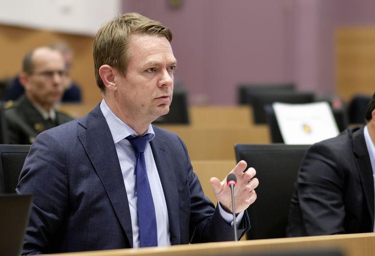 CD&V-Kamerlid Hendrik Bogaert.