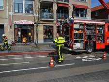 Vlam sloeg in pan bij restaurant Zundert tijdens kroepoek bakken, eigenaar: 'Beetje geschrokken'