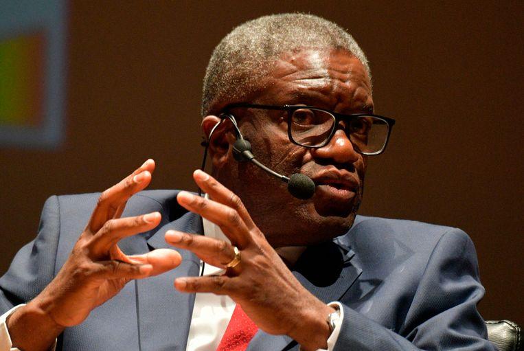 De Congolese Nobelprijswinnaar Denis Mukwege
