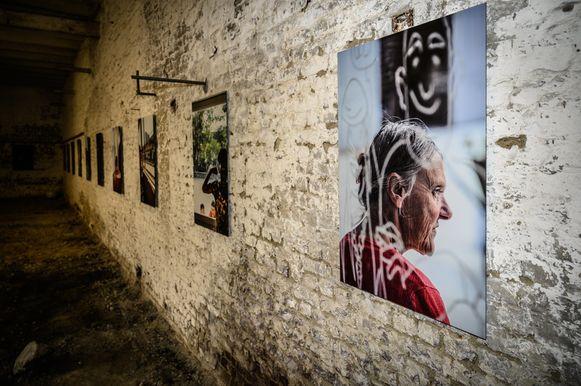 Bert Potvliege exposeert zijn foto's in hartje Ledeberg.
