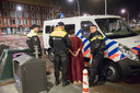 Begin deze maand deed de politie in Rotterdam en Den Haag invallen bij dertig woningen die gebruikt werden door criminelen. Onder meer bij een woning in de Haagse Wijk Ypenburg werden verschillende aanhoudingen verricht. In de doorzochte woningen werden twee van de in in Zutpen gestolen wapens ontdekt.