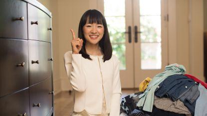 Opruimgoeroe Marie Kondo krijgt een eigen Netflix-serie