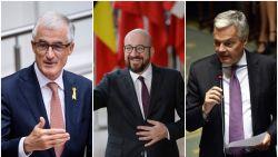 "Bourgeois ""begrijpt houding  van Michel niet"" in rel met Spanje, is ""zeer ontgoocheld"" in Reynders"