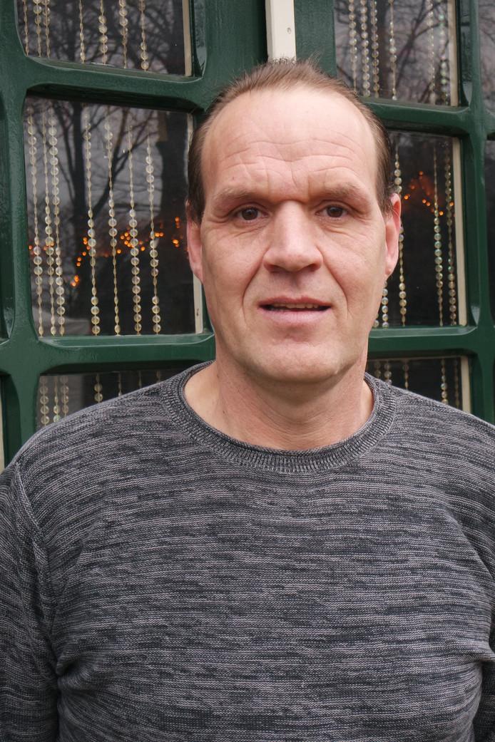 Antoine 'Lap' van den Bergh.