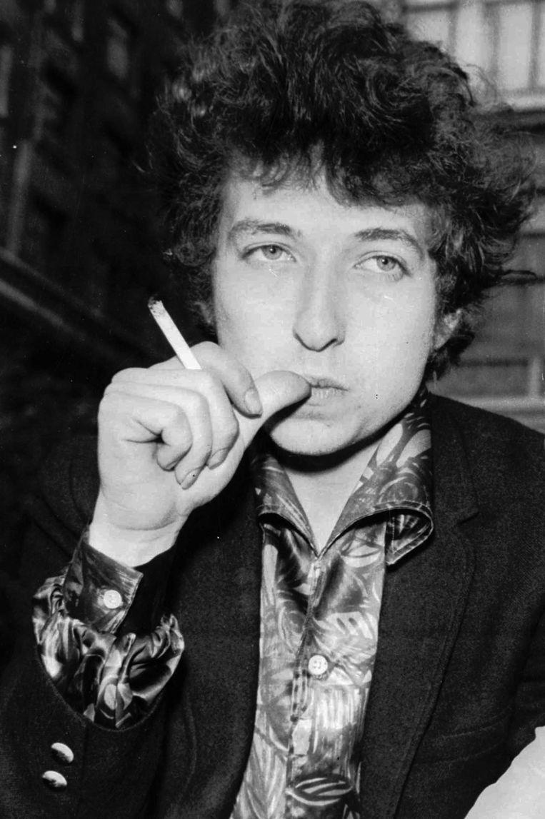 Dylan in 1965. Beeld ap