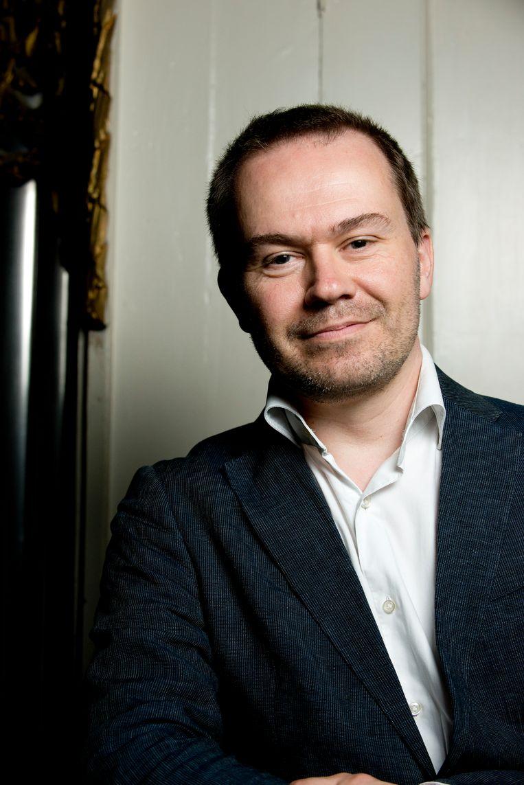 Festivaldirecteur Xavier Vandamme. Beeld  Remke Spijkers