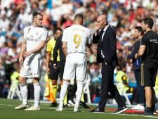 Zidane: Bale wil liever niet spelen