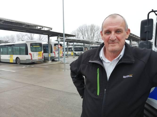 """Heldhaftige buschauffeur wil vrouw ontmoeten die hij van de sporen redde: """"Ik hoop dat alles nu goed gaat met haar"""""""