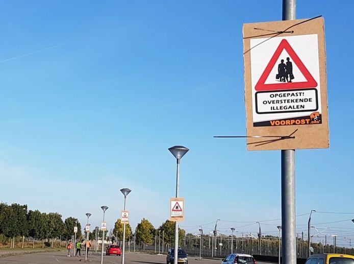 Actiegroep Voorpost in Lage Zwaluwe