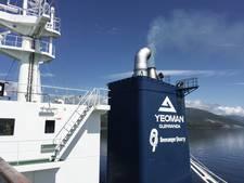 VDL en AEC Maritime uit Eindhoven in roetfilter voor schepen
