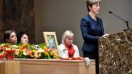 """2.000 Waasmunsternaars nemen samen met familie afscheid van burgemeester Michel Du Tré: """"Zelfs op je laatste avond deed je ons nog lachen"""""""