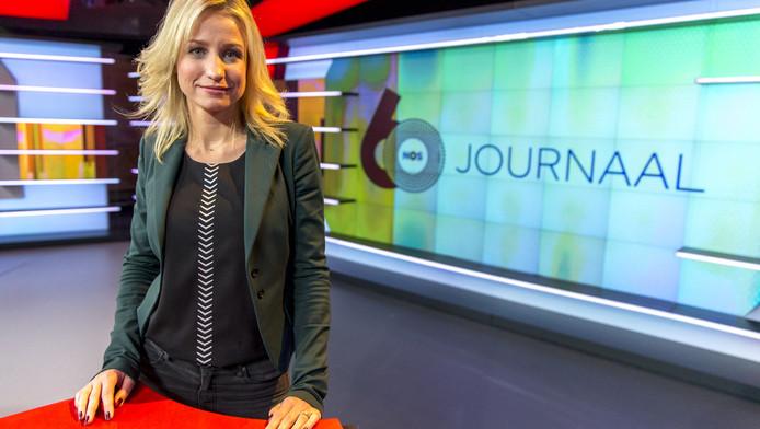 Journaal presentator Dionne Stax