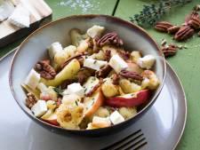 Wat Eten We Vandaag: Gebakken bloemkool met appel en brie
