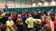 Vierhonderd deelnemers voor eerste Urban Run