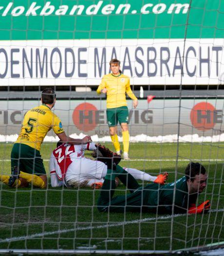 Ajax onsportief bij winnende goal? 'Zij liggen hele wedstrijd op de grond'