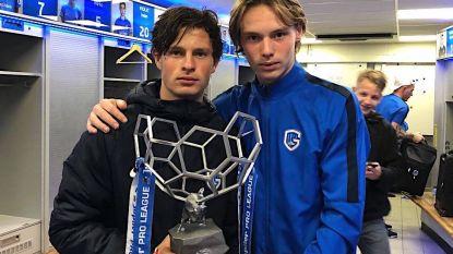 """Beste vriend over Maarten Vandevoordt (17), straks jongste keeper ooit in Champions League: """"Als hij de 0 niet houdt tegen Napoli, moet hij trakteren"""""""